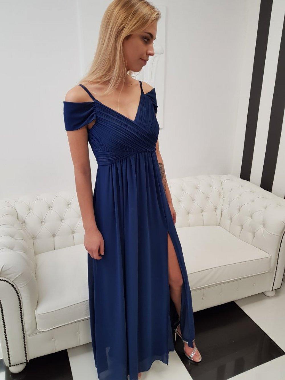 Sukienka Dolores Granat