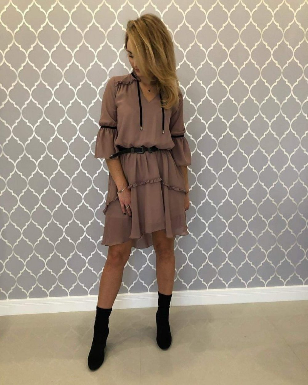Sukienka Purpura