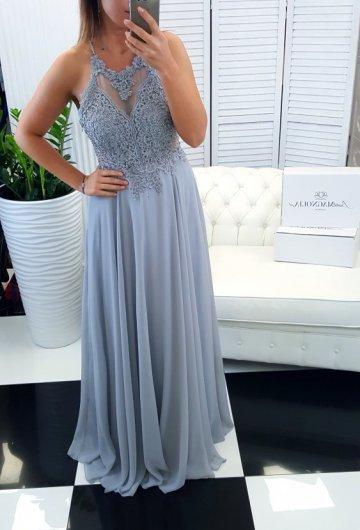 Sukienka Afrodyta Szara