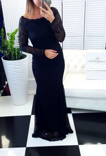 Sukienka Syrena Czarna