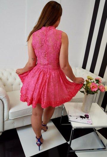 Sukienka Balerina Koral 5