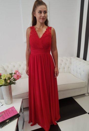 Sukienka Sofia Czerwona