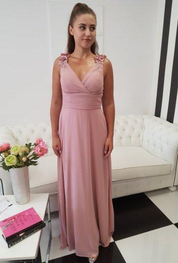 Sukienka Valerie Brudny Róż