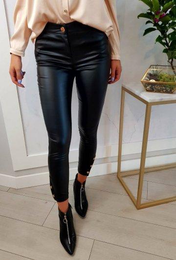 Spodnie Dior Black