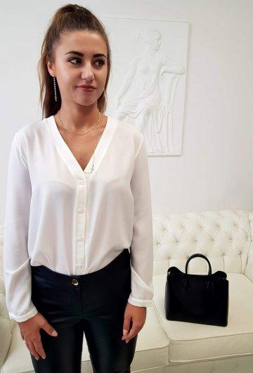 Koszula Longoria Biała 1