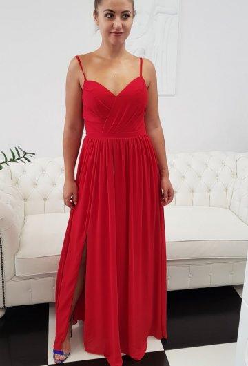 Sukienka Marcela Czerwona