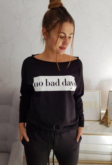 Bluzka No Bad Days Black