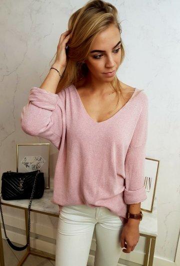 Sweterek Soft Róż