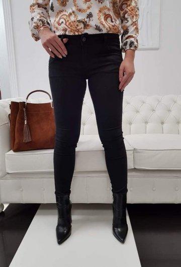 Spodnie Czarne TOXIK