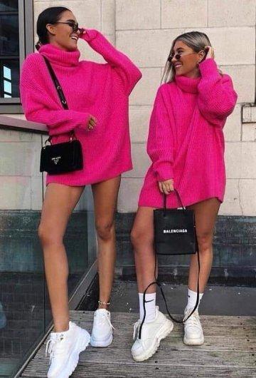 Sweter Neon