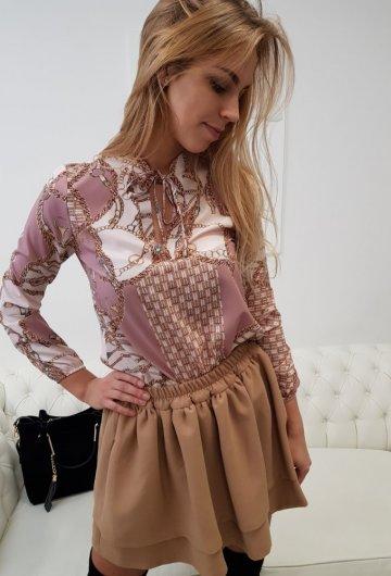 Koszula Vip Brudny Róż 4