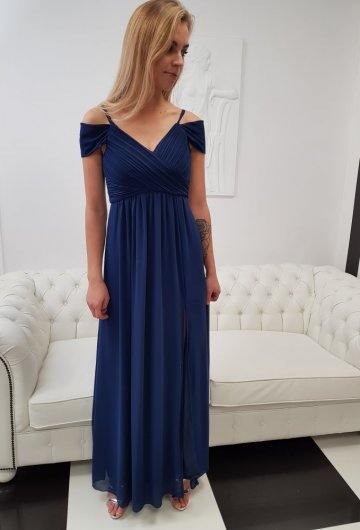 Sukienka Dolores Granat 3