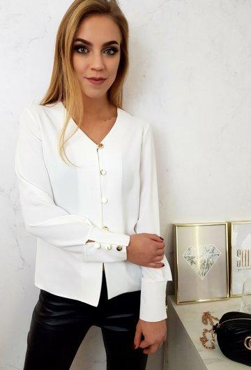 Koszula Diana Biała 1