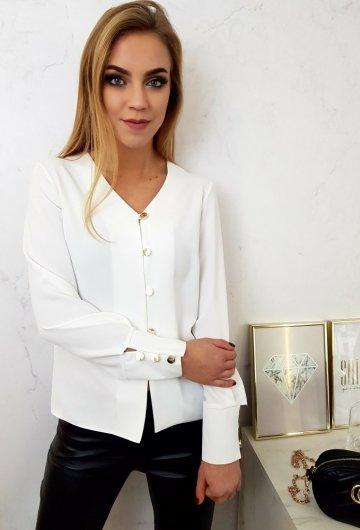 Koszula Diana Biała 2
