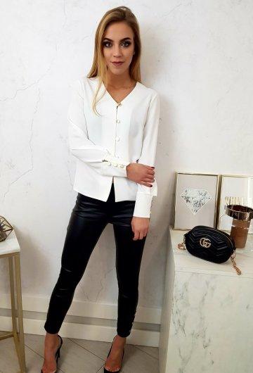 Koszula Diana Biała 3