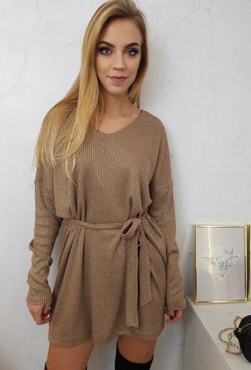 Sukienka Brokatowa Vanes 3