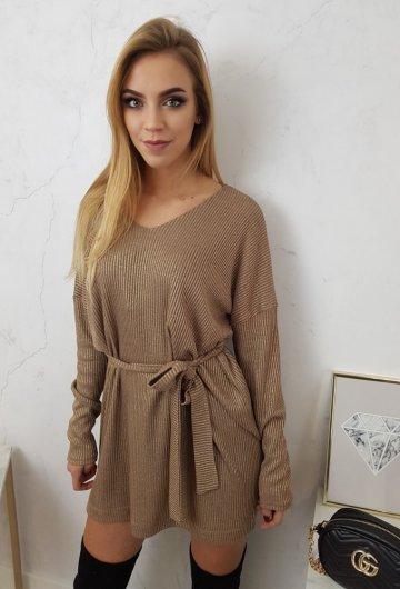 Sukienka Brokatowa Vanes 5