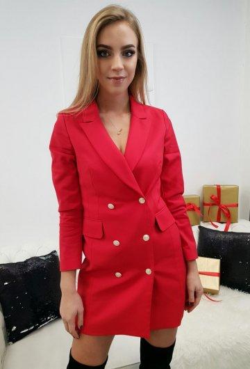 Sukienka Żakietowa