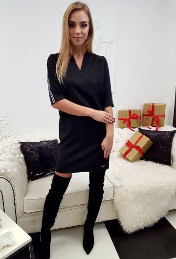 Sukienka Lampas Czarna 1