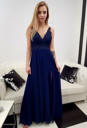 Sukienka Diva Granat 2