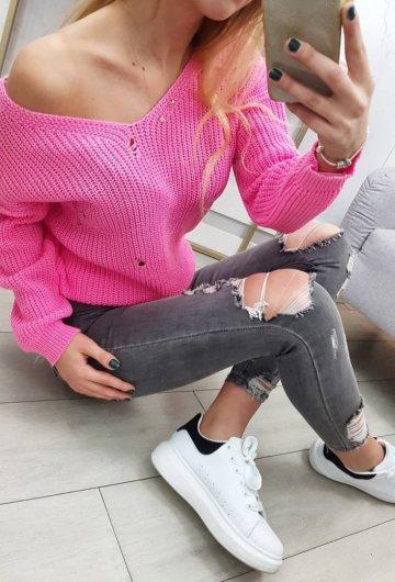 Sweterek Candy
