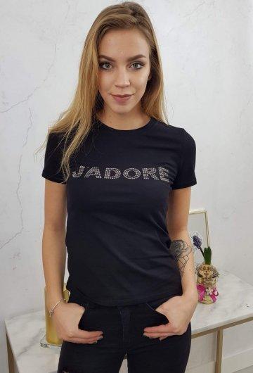 Bluzka Jadore Czarna