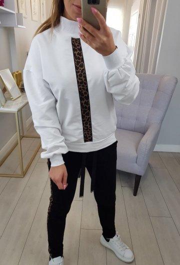 Bluza Pantera Biała