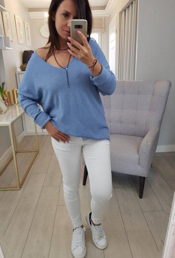 Sweterek Blue 1