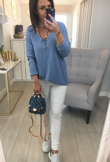 Sweterek Blue 4