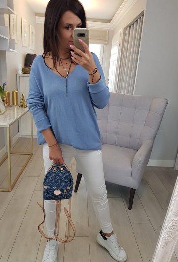 Sweterek Blue 6
