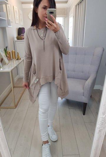Bluza Asymetryczna 1