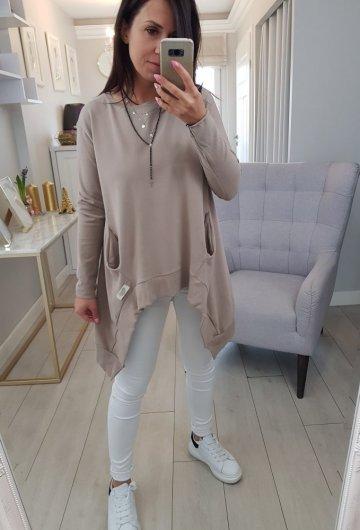 Bluza Asymetryczna 2