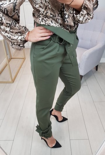 Spodnie Manuel Khaki