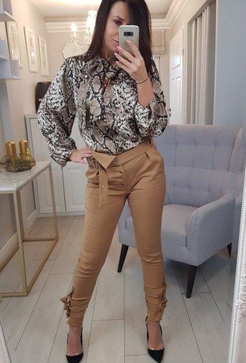 Spodnie Manuel Camel