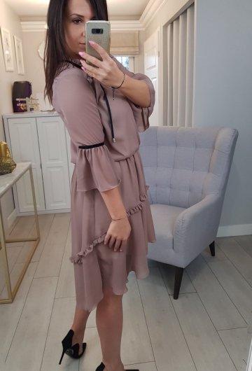 Sukienka Purpura 1