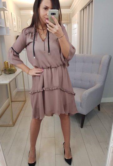 Sukienka Purpura 2