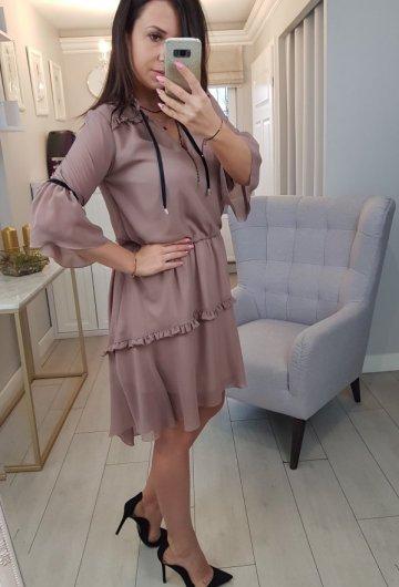 Sukienka Purpura 3