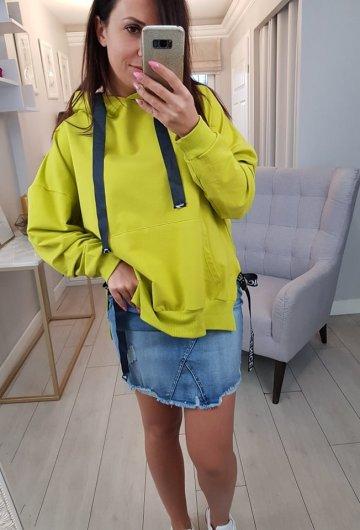 Bluza Limonka