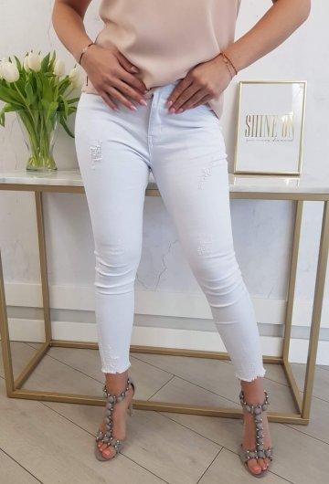 Spodnie VS Białe
