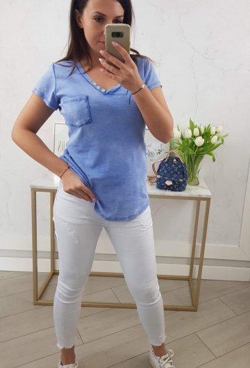 Spodnie VS Białe 2