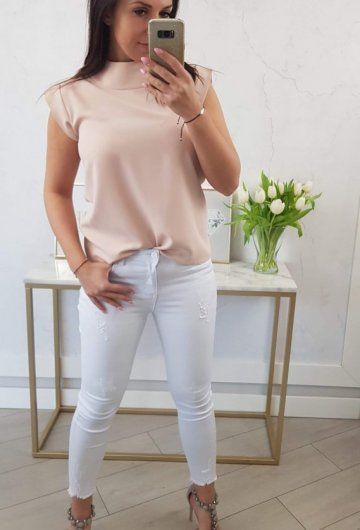 Spodnie VS Białe 8