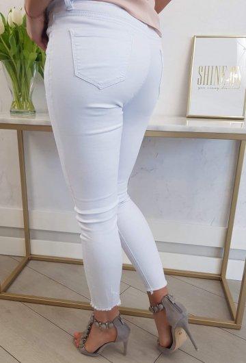 Spodnie VS Białe 9