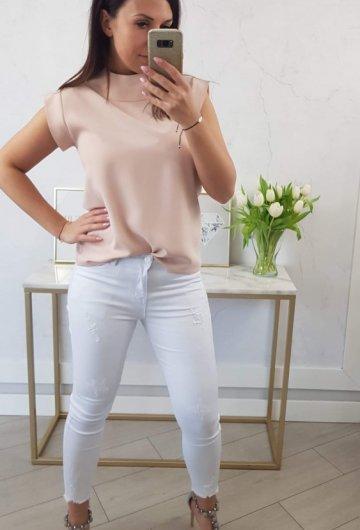 Spodnie VS Białe 12
