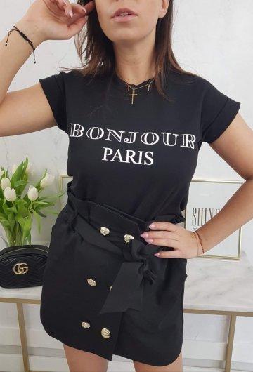 Bluzka Bonjour